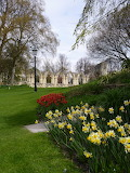 York Museum Gardens, St Mary's Abbey