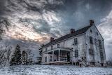 Abandoned House, Elkridge Maryland, US