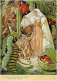 """Fairy Tales"" Thumbelina ""Barbara C. Freeman"""