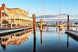 Waterfront Beaufort North Carolina