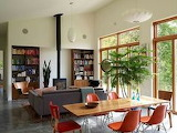 Mid-century Modern Interior Design Nelson