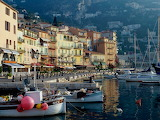 Villefranche South Sea Coast Azur France