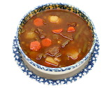 ^ Beef Vegetable Soup