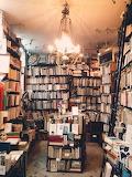 Thr Old Butcher's Bookshop Paris