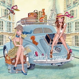 girls in the street