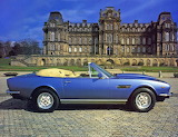 1977 Aston Martin V8 Volante