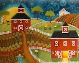 Summer Moon - Mary Charles