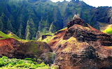 Nā Pali coast state wilderness park