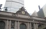 New York NY City Grand Central Station facade