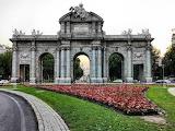La Puerta de ALcalá-Madrid-España