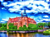 Castle, Sweden