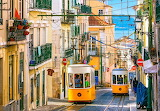 🌍Lisbon Trams, Portugal...