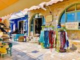 Beach shop myrtos