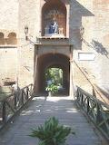 Abbazia di Monte Oliveto Maggiore Siena - la Torre