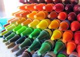 #Crayons