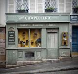 Shop hats Paris France