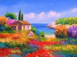 Cottage by the beach - Jean Marc Janiaczyk