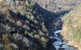 """""""Birth of the Cumberland River"""" """"Big South Fork"""""""