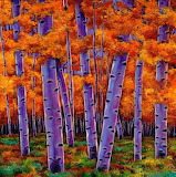 Purple Trunks