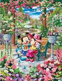 Micky & Minnie in Love~ Disney