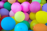 Rotate the balloons
