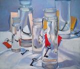 """Art """"Alpha Gallery"""" """"Barbara Swan"""" Still life"""""""