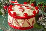 christmas drum cake