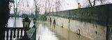 Wallingford Bridge in Thames flood 4 Jan 2003 (1)