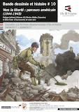 Affiche BD et Histoire # 10 par Nicolas Malfin