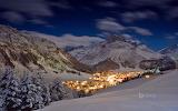 Lech. Austria