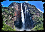 Angel-Falls is the highest waterfall in the world.