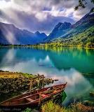 Lago montañas45