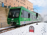 Les Agulles Rack Railway - Catalonia