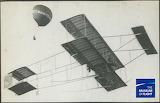 Farman 1910 Biplane in Flight - Hard