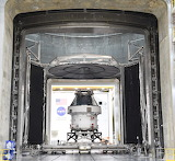 """Space ESA NASA """"Tests complete for Orion"""" """"© NASA–Marvin Smith"""""""