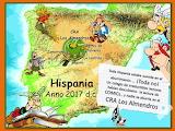 Astérix lectura CRA Los Almendros