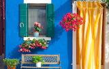 Door-window-house-Burano