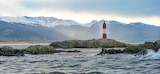 Lighthouse at the End of the World - Tierra del fuego