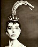 Maria Tallchief as The Firebird