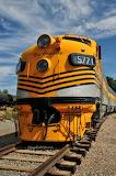 Rio Grande Diesel Locomotive