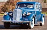 1936 Pierce Arrow Deluxe 8 Club Sedan