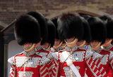 Royal England-Buckingham Palace, Royal Guard