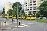Berlin streetscape