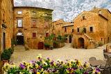 Houses, Italy