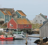 Peggy's Cove Nova Scotia Canada