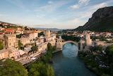 Stari Most Bridge, Mostar, Bosnia-Herzegovina