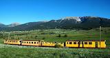 Train jaune fred berlic 2