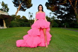 Kendall in Pink