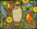 Aesop's owl, Hadley