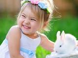 "Potw. ""Pets"" -two small rabbits :)"